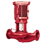 Vertical Inline Split Coupled Pump